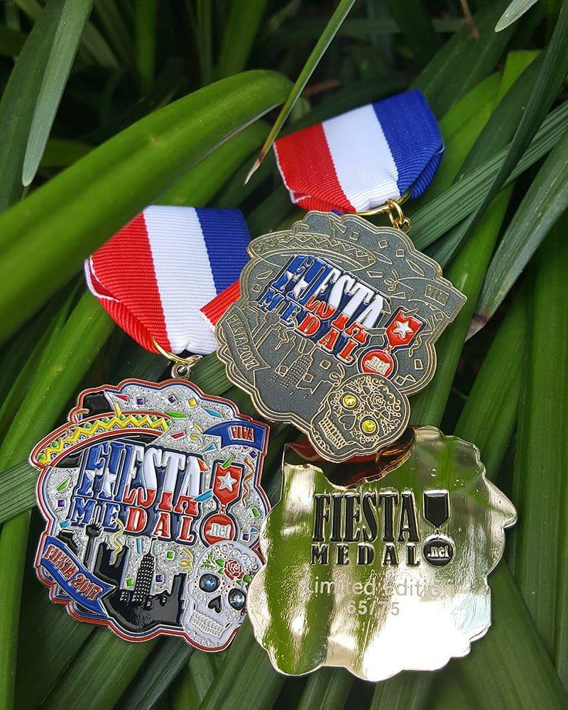 Free Fiesta Medals