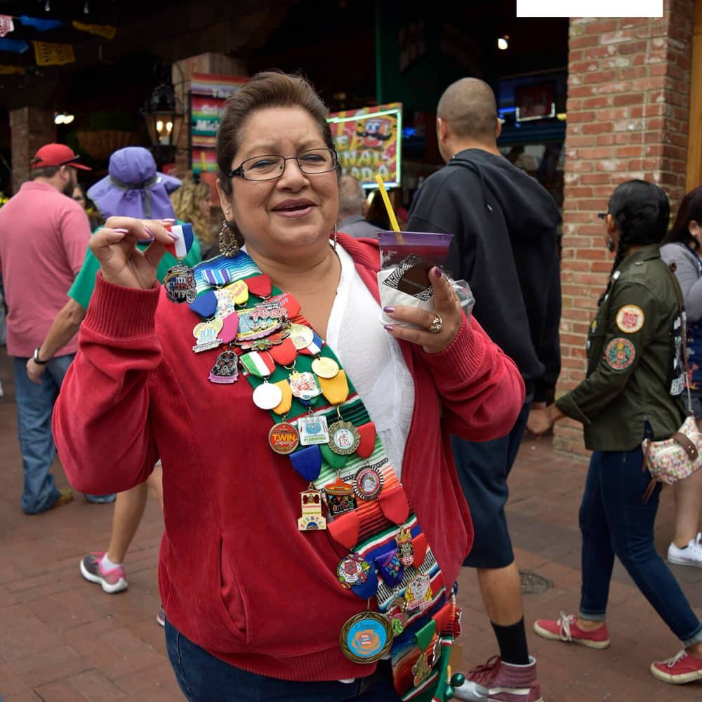 Fiesta Medal Culture