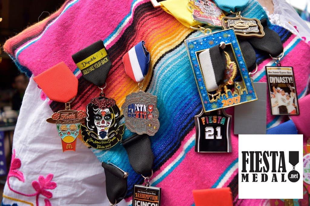 Fiesta Medals