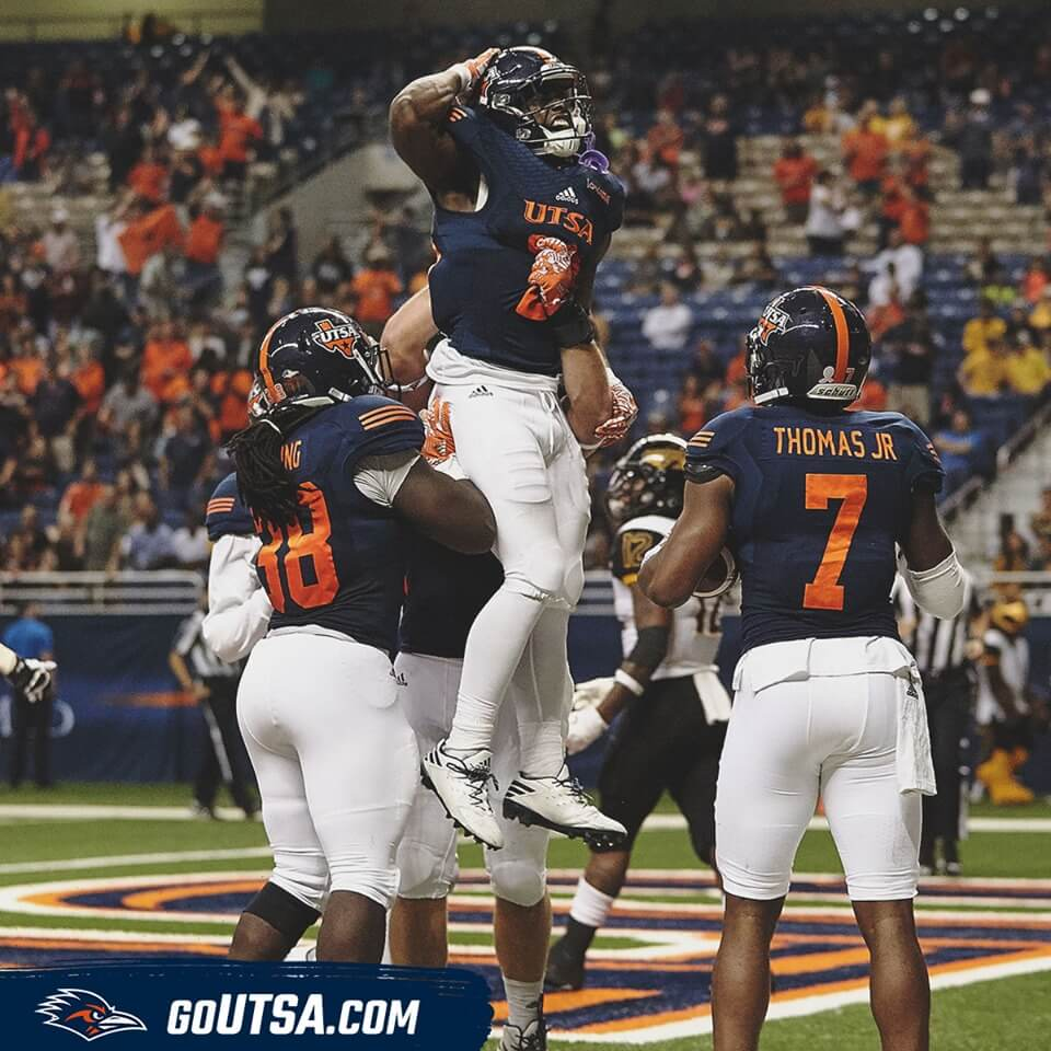 UTSA FootbalL Spring Game San Antonio