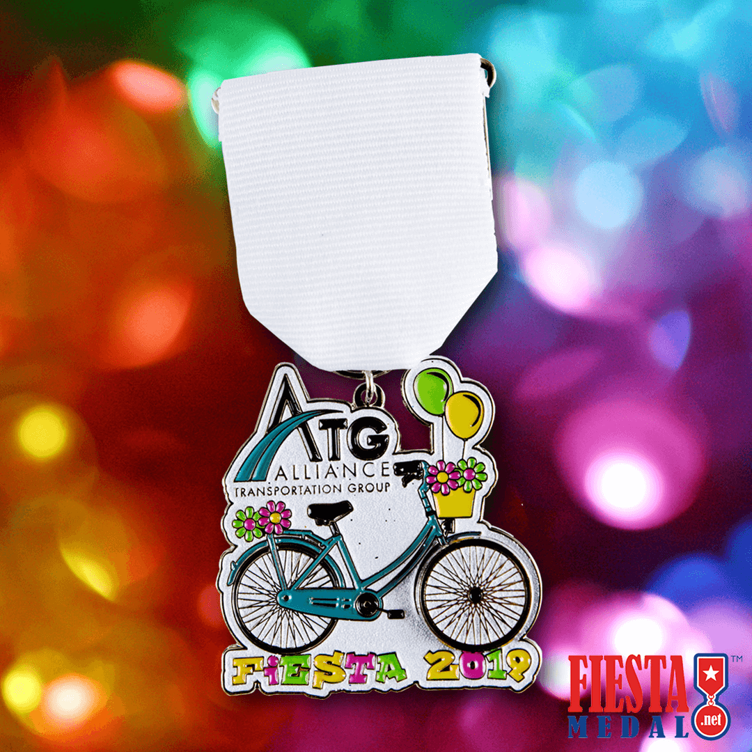 Alliance Transportation Fiesta Medal
