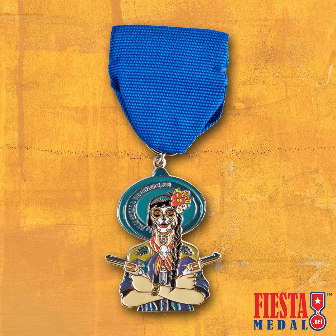 Bolan Belman Fiesta Medal