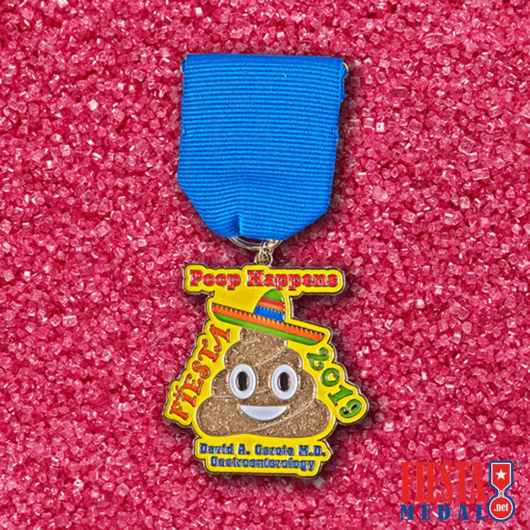David Castro Fiesta Medal